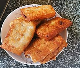 孩子眼里的红豆派——皮酥里糯的做法