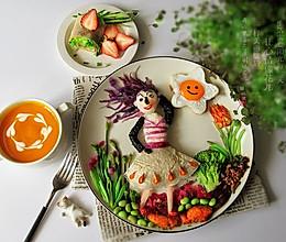 春暖花开趣味餐的做法
