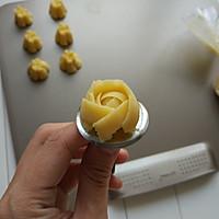 原味玫瑰曲奇的做法图解11