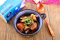 黄酒炖羊肉#维达与你韧享年夜饭#的做法