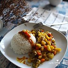 【家的味道】咖喱牛腩饭