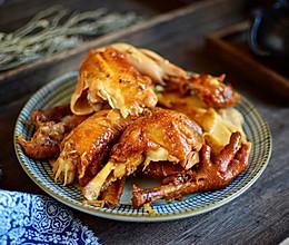 自制烤鸡的做法