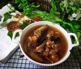 #入秋滋补正当时#灵芝安神汤的做法