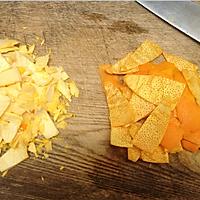 冰糖渍橙皮的做法图解2