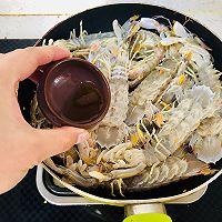 蒜蓉皮皮虾的做法图解6