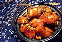 花生焖猪蹄#肉肉厨的做法