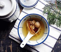 孩儿参瘦肉炖汤#柏翠辅食节-健康食疗#的做法