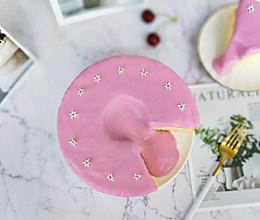 非网红爆浆蛋糕#挚爱烘焙,你就是MOF#的做法