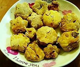 烤箱南瓜饼干的做法