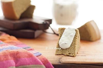 抹茶蛋糕(空气炸锅版)