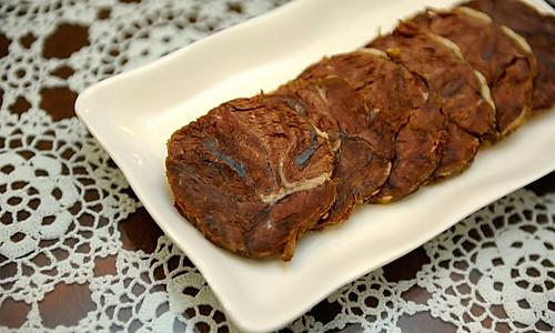 老北京酱牛肉的做法