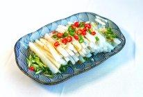 #爽口凉菜,开胃一夏!#豌豆凉粉的做法