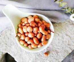 #一道菜表白豆果美食# 不用油炸的香酥花生米,技巧窍门送给你的做法