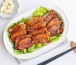平底锅版韩式烤肉的做法