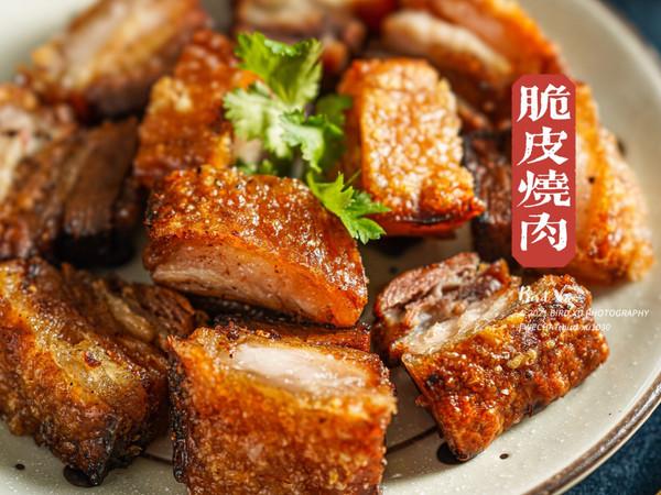 年夜饭宴客必备菜式之广式脆皮烧肉的做法