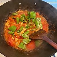 #味达美名厨福气汁,新春添口福#西红柿鸡蛋面的做法图解4