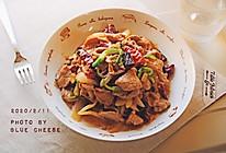 青椒炒牛肉#憋在家里吃什么#的做法