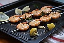夏天不开火,轻松吃美味之【法香串串虾】的做法