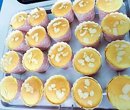 全蛋海绵杯子蛋糕的做法