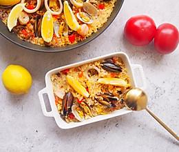 海鲜饭的做法