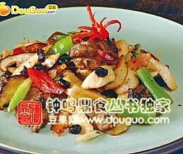 牛肉片炒杏鲍菇的做法
