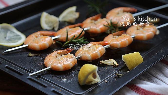 夏天不开火,轻松吃美味之【法香串串虾】