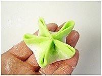 饺子还可以这样吃【水晶白菜蒸饺】的做法图解15