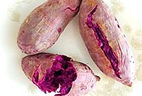 微波炉烤紫薯的做法