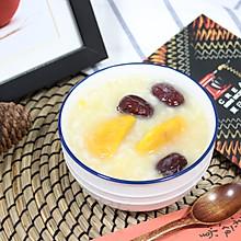 【红枣山芋粥】#快手又营养,我家的冬日必备菜品#