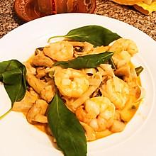 马来西亚大虾叻沙Laksa