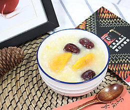 老年代那一碗【红枣山芋粥】的做法