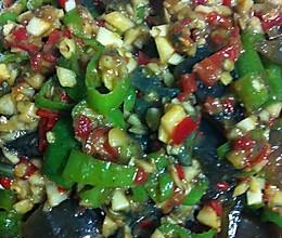 青椒炒皮蛋的做法