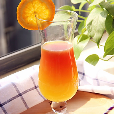 ·COCO SUNSET 落日余晖· 纤体果汁
