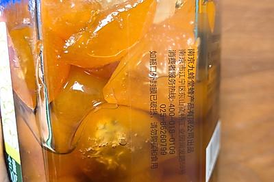 冰糖金桔柠檬茶