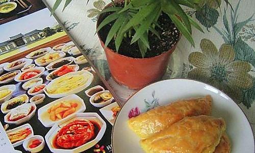 咖喱酥饺的做法
