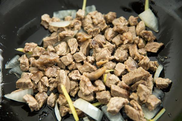 咖喱牛肉盖饭|二叔食集