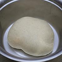 麻薯蔓越莓全麦软欧面包的做法图解1