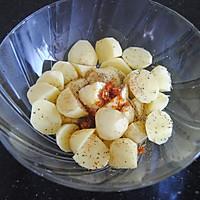 迷迭香辣土豆的做法图解4