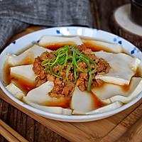 肉末蒸豆腐的做法图解12