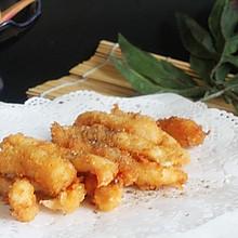 街头最流行的一款小吃——炸鸡柳