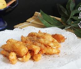 街头最流行的一款小吃——炸鸡柳的做法