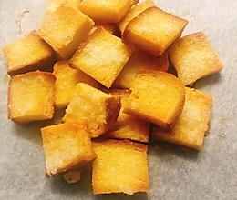 黄油面包干小零食的做法