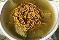 冬瓜玉米虫草花排骨汤的做法