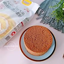 #爱好组-低筋#可可戚风蛋糕