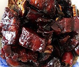 无糖红烧肉的做法