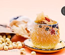 银耳莲子土鸡汤#花家味道#的做法