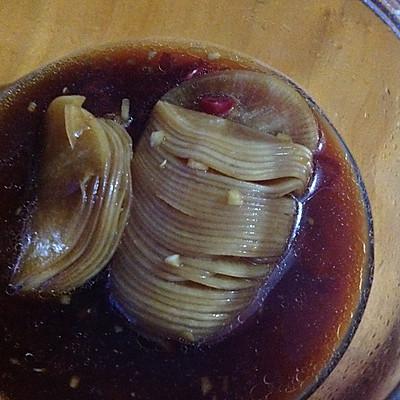 爽口萝卜…秘制腌萝卜,开胃凉菜