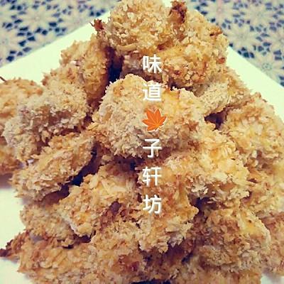 超简单鸡米花~烤箱版