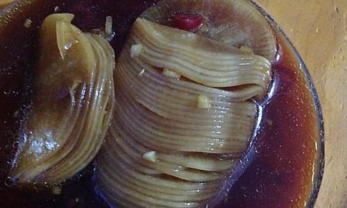 爽口萝卜…秘制腌萝卜,开胃凉菜的做法