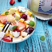 综合水果沙拉#丘比轻食厨艺大赛#的做法图解8